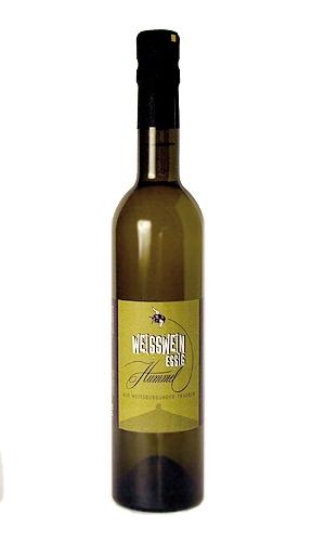 Weißwein Essig Weißburgunder